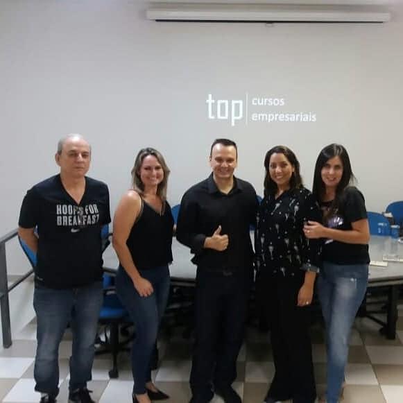 Palestra Gestão de Pessoas - Top Cursos Empresariais 29-04