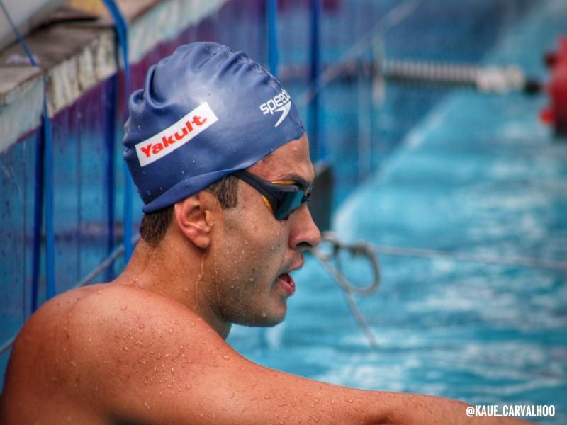 Parceria da Acinp com Nadador Leonardo Suzuki Rossi